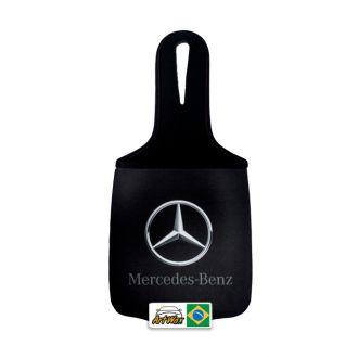 Lixeira Automotiva Neoprene Mercedes-Benz