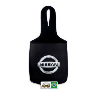 Lixeira Automotiva Neoprene Nissan