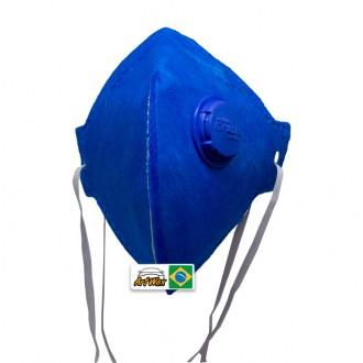 Mascara/Respirador PFF2 Com Válvula Grazia