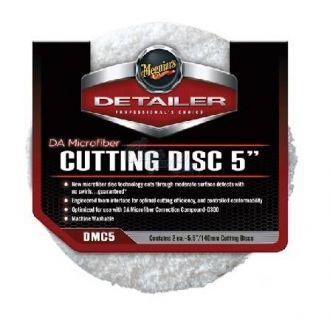 Meguiars DA Cutting Disc - Boina de corte em Microfibra 5