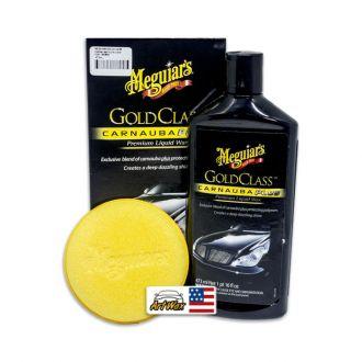 Meguiars Gold Class Carnauba Plus (liquida) - Cera Protetora Carnaúba - 473mL