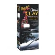 Meguiars Kit Quik Clay Bar - Remove contaminações