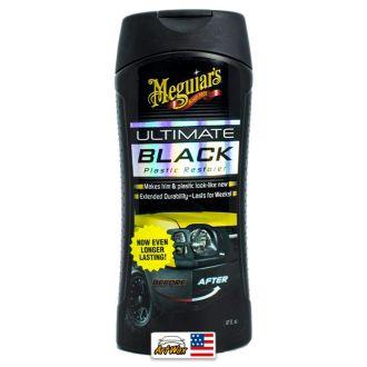 Meguiars Ultimate Protectant Dash & Trim Restorer - Renova Plásticos - 355mL
