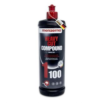 Menzerna 1100 Heavy Cut Compound Composto Polidor Corte - 1L