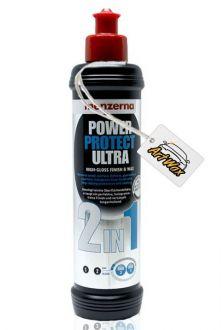 Menzerna 2 em 1 PP Ultra - Refino e Selante sem Silicone 250ml
