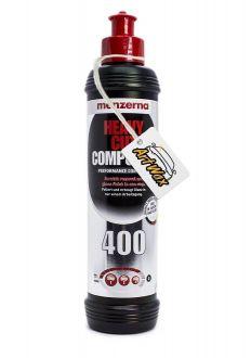 Menzerna FG400 Composto de Corte Pesado - 250ml