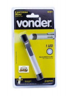 Mini Lanterna Led LN011 Vonder