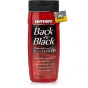 Mothers Back to black Renova plástico 355mL