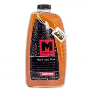 Mothers M-Tech Wash e Wax 1,42L - Shampoo com Cera Concentrado 1:128