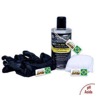 NC Coating Plastic Proteção Para Plasticos e Policarbonato 250ml