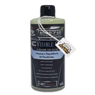 NC Visible Glass 500ml - Limpeza de Repelencia de Vidros a Base de SiO2 Nobre Car