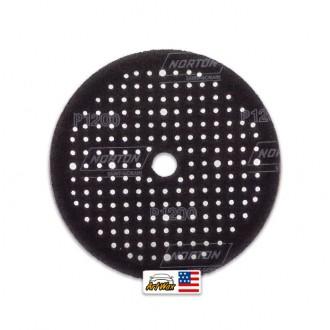 """Norton Disco de Lixa Seco A275 - P1200 6"""" Soft Touch"""
