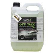 Off Wax Desengordurante e Removedor de Cera Nobre Car 5L