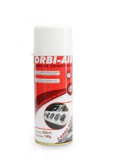 Orbi Air Limpa Ar Condicionado Carro Novo - 200 ml