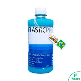PlasticPro 500ml Renovador de Plásticos e Borrachas Go Eco Wash