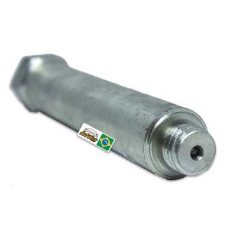 Prolongador Alumínio M14 PARA 5/8 Nobre Car 15cm