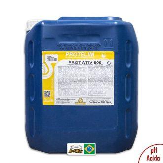 Protelim Prot Ativ 800 Desincrustante Ácido -  20L