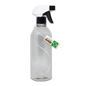 Pulverizador Gatilho Branco Artwax 500ml - Jato / Leque