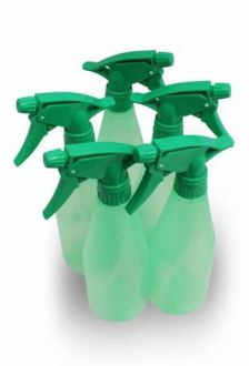 Pulverizador Guarany Verde 500ml - 5 un