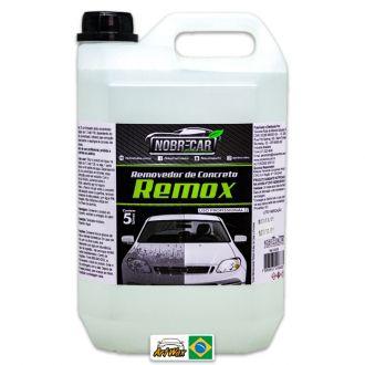 Remox Removedor de Concreto Nobre Car 5L