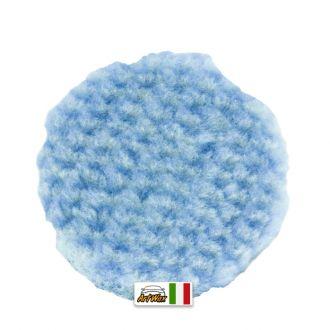 """Rupes Boina Azul de Lã 2"""" Corte"""