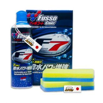 Soft99 Fusso Coat F7 Selante Liquido Alta Durabilidade 300ml