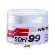 Soft 99 White Cleaner Cera de carnaúba 350g