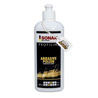 Sonax Abrasive Polish Polidor Abrasivo Primeira Etapa (400g)