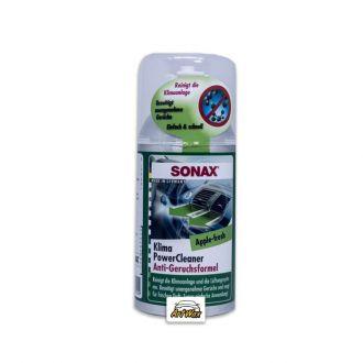 Sonax Car A/C Cleaner Apple Refresh - Limpa Ar Condiconado 100ml