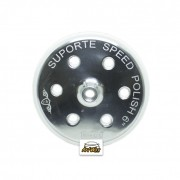 Suporte 6´´ Speed Polish Metal Rosca 5/8 Nobre Car