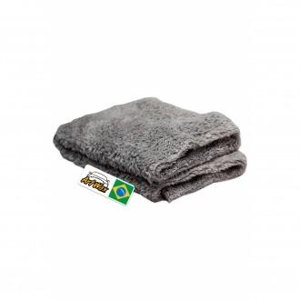 Toalha de Microfibra Cinza DB Towel Polish 40x40cm - 500gsm Dub Boyz