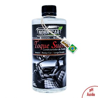 Toque Suave Condicionador de Tecidos Nobre Car 500ml