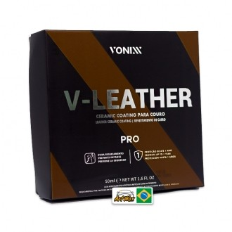 V-Leather Vitrificador de Couro Vonixx 50ml