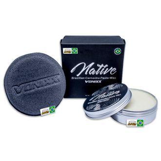 Vonixx Native Brazilian Paste Wax Cera de Carnaúba 100ml