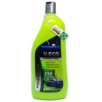 Vonixx V-Eco Lavagem a Seco Com Cera de Carnaúba 1,5L