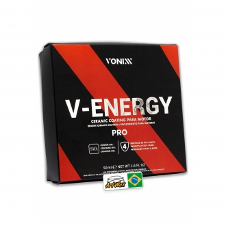 Vonixx V-Energy 50ml - Ceramic Coating Para Motor com SiO2