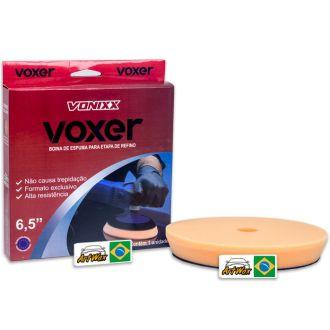 """Voxer Refino/Corte Medio - Boina de Espuma 6,5"""" - Vonixx 1un"""