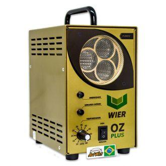 Wier Oz Plus Gerador de Ozônio Purific - 15g/h (bivolt)