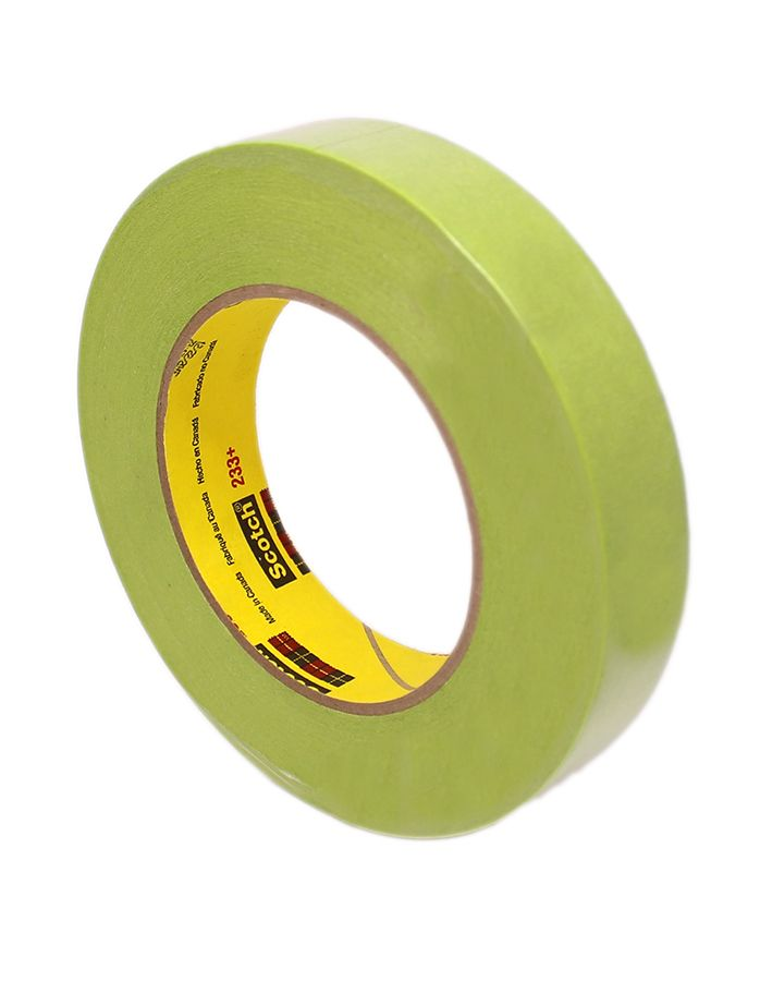 3M Fita Crepe Verde Scotch 24mm x 55m verde 233+