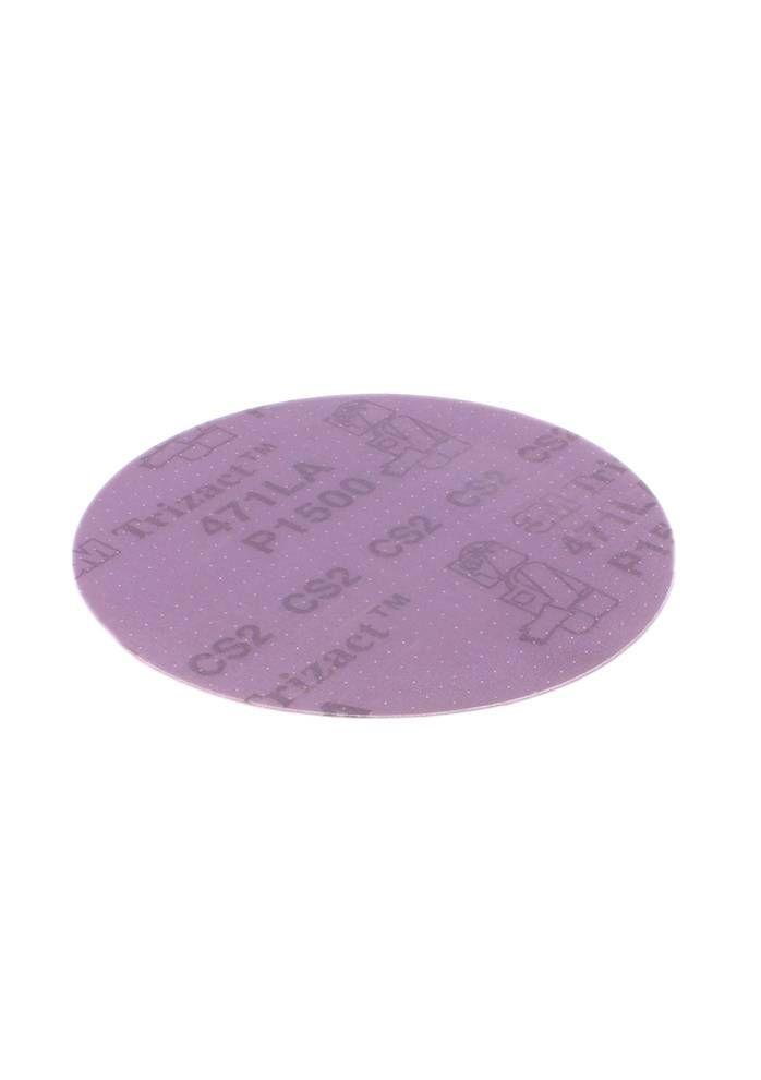 3M Hookit Disco Trizact P1500 6´´, 02088