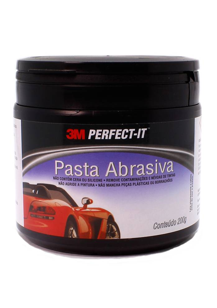 3M Pasta Abrasiva (200g) - Cleaner Clay - Clay Bar