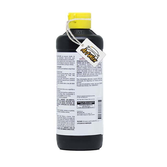 3M Perfect-It Cera Protetora Plus (500ml)