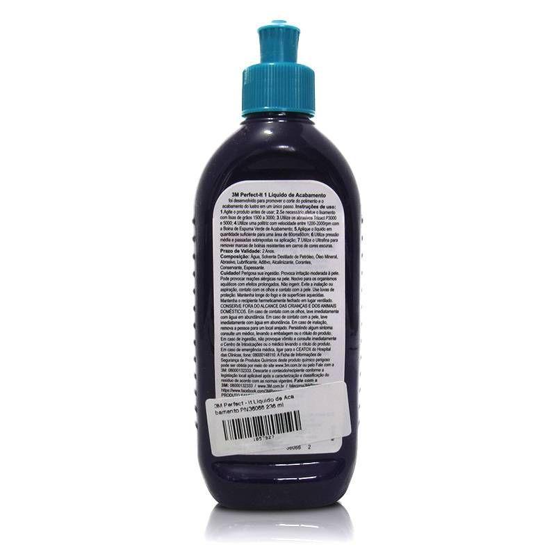 3M Perfect - it Liquido de Acabamento PN36066 236 ml