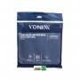 Toalha de Microfibra Sem Costura Corte Laser 40x40 - 350gsm Vonixx