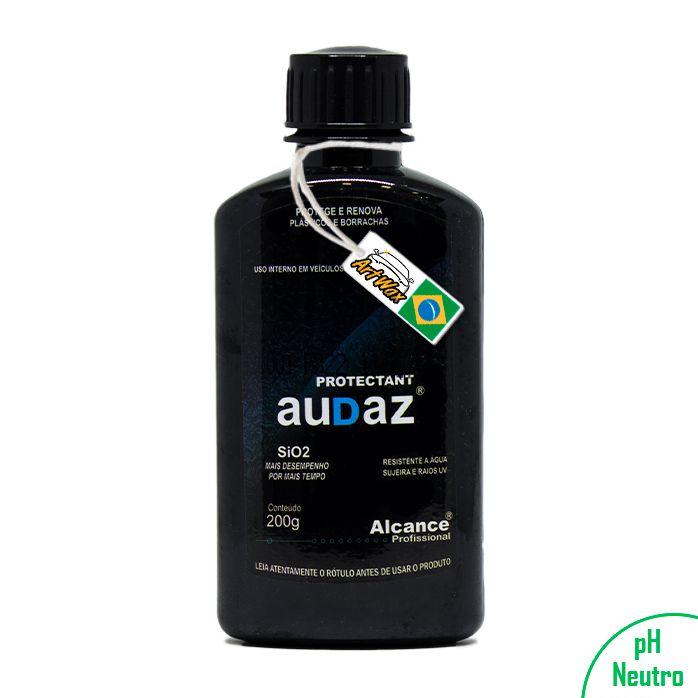Alcance Audaz Protetor de Plástico e borracha 200 ml