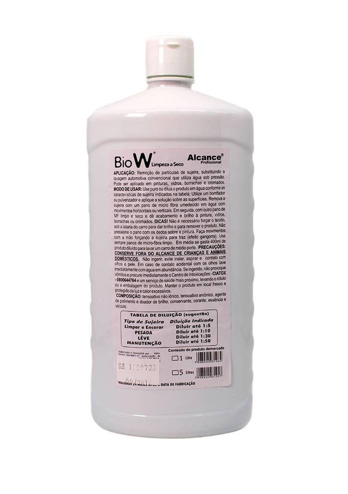 Alcance Bio W Limpeza a seco 1 Litro