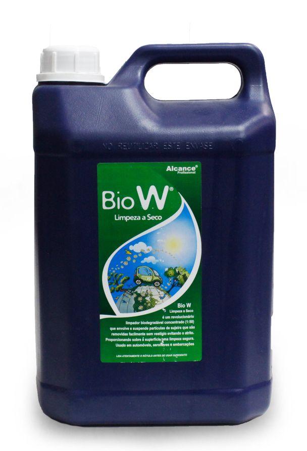 Alcance Bio W Limpeza a seco 5 Litros