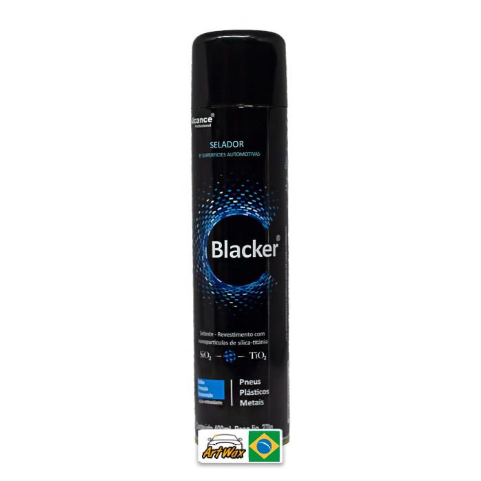 Alcance Blacker 400ml - Selante Com Nanoparticulas de Silica-Titânea