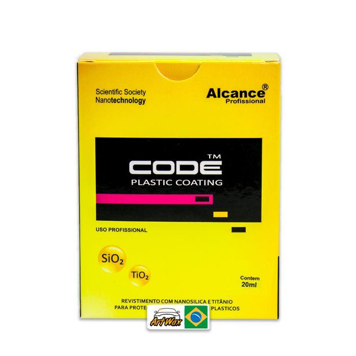 Alcance Code Proteção e Restauração de Plásticos 20ml