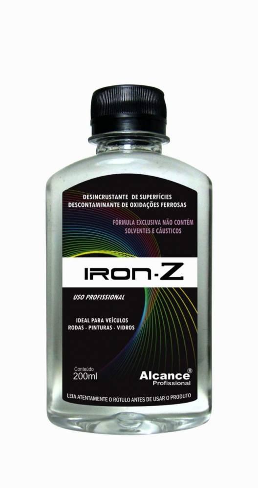 Alcance Iron Z Descontaminante de superfícies 200ML